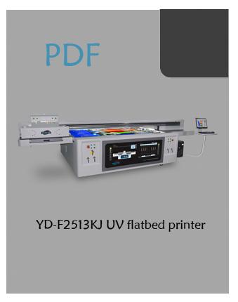 YD-F2513KJ uv flatbed printer pdf