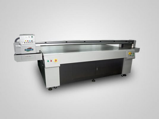 YD-F2513R4 uv flatbed inkjet printer