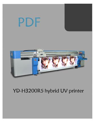 YD-H3200R5 uv hybrid printer pdf
