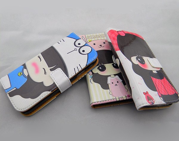 UV printed cell phone covers