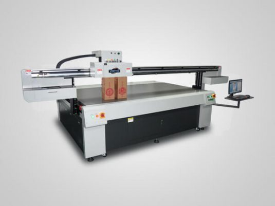 YD-F2513R4-35 heightening UV flatbed printer