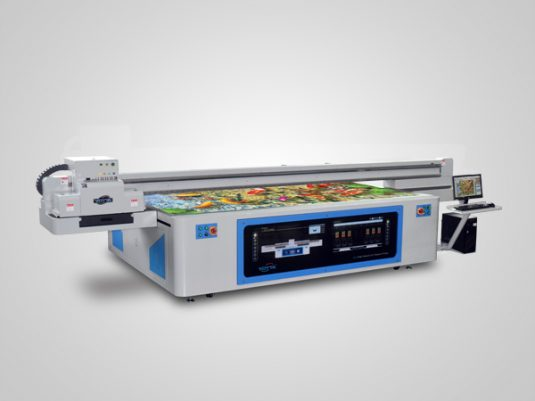 YD-F3216R5 wide format flatbed printer