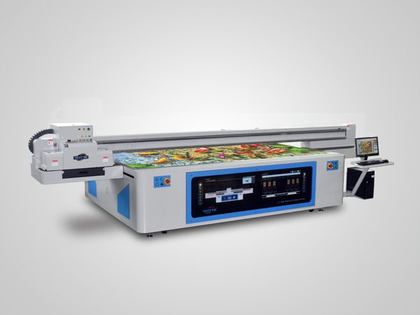 YD-F3216R5 wide format flatbed printer