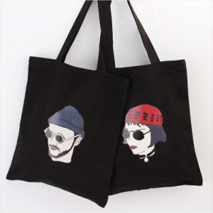 non-woven shopping bags ptinted