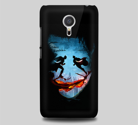 phone case printed with 3D effect
