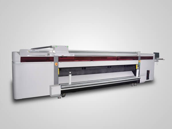 YOTTA YD-R3200R5 roll to roll UV printer