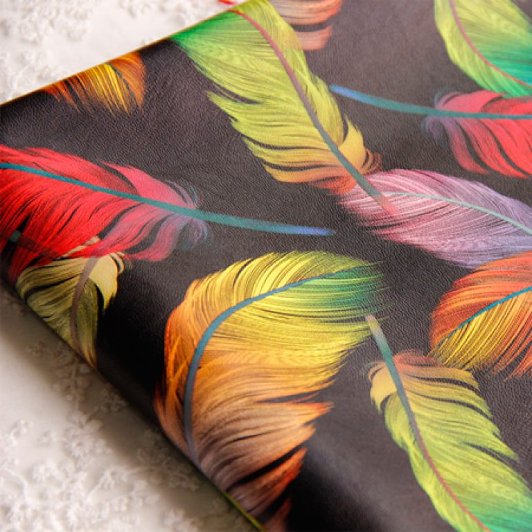 digital custom leather printing