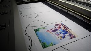 DTG direct to garment printer - YOTTA