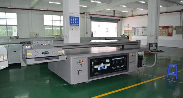 YOTTA digital flatbed printer