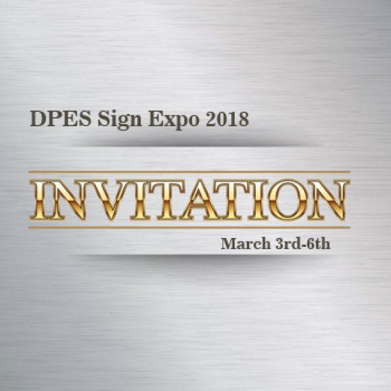 DPES 2018 invitation