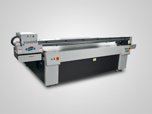YOTTA YD-F2513XR high resolution UV flatbed printer