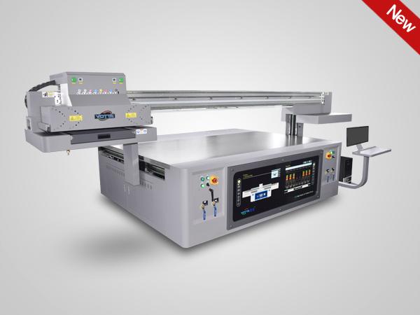 YOTTA YD-F2513R5-40 flatbed UV printer