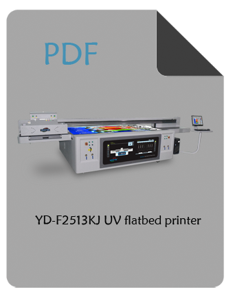 YD-F2513KJ uv flatbed printer pdf