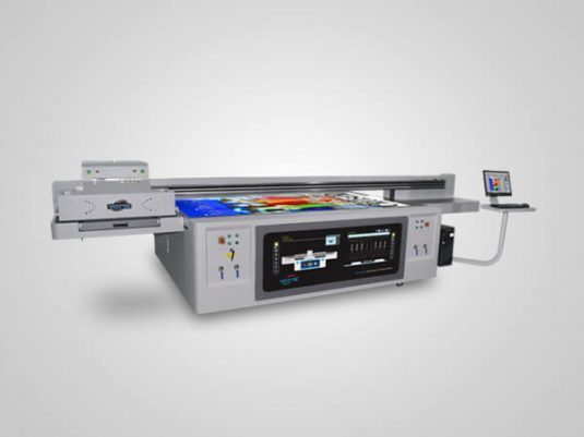 YD-F2513KJ UV LED Flatbed Printer