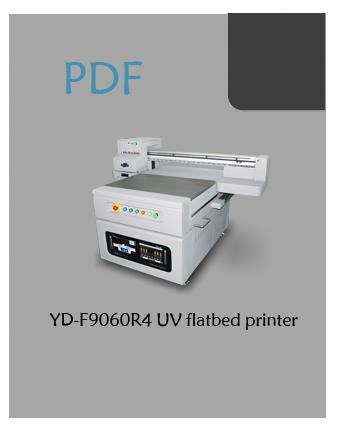 YD-F9060R4 flatbed printer pdf