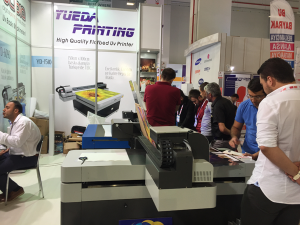 YOTTA printer on Turkey exhibition