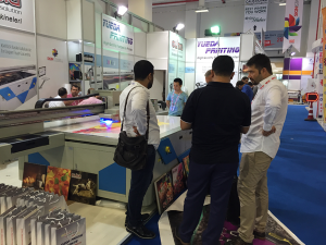 YOTTA on Turkey exhibition 2015