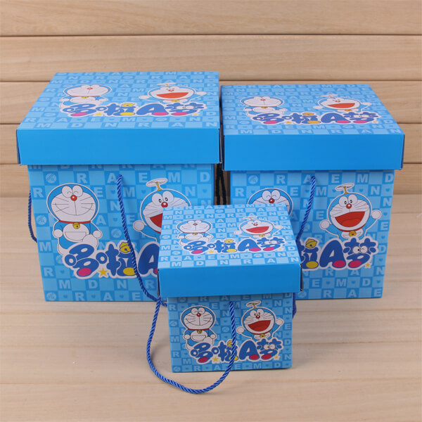 gift packaging boxes printed