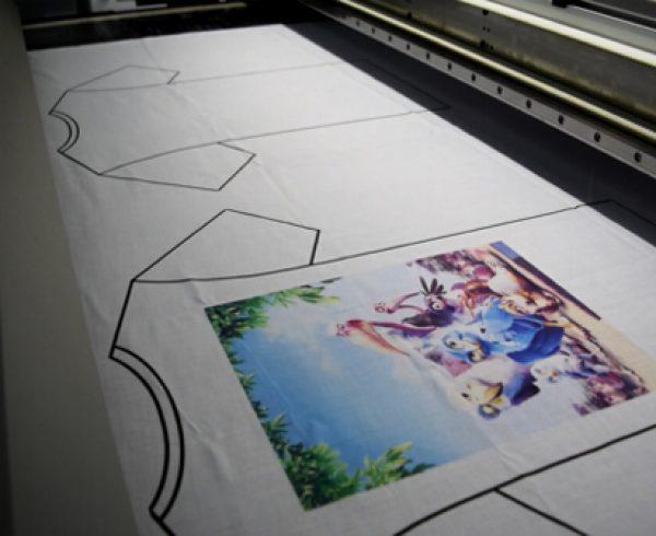 DTG direct to garment printer - YOTTA