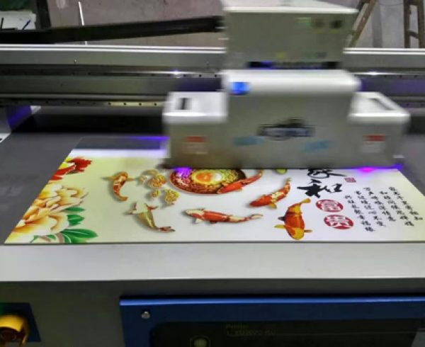 YOTTA UV flatbed printer