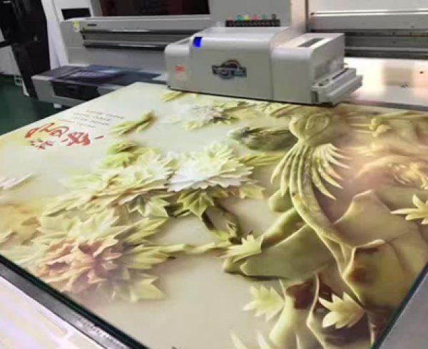 flatbed printer definition