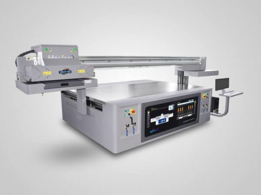 YD-F2513R5-40 Heightening Flatbed UV Printer
