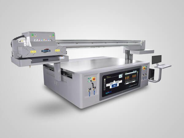 YD-F2513R5-40 Heightening Flatbed UV Printer
