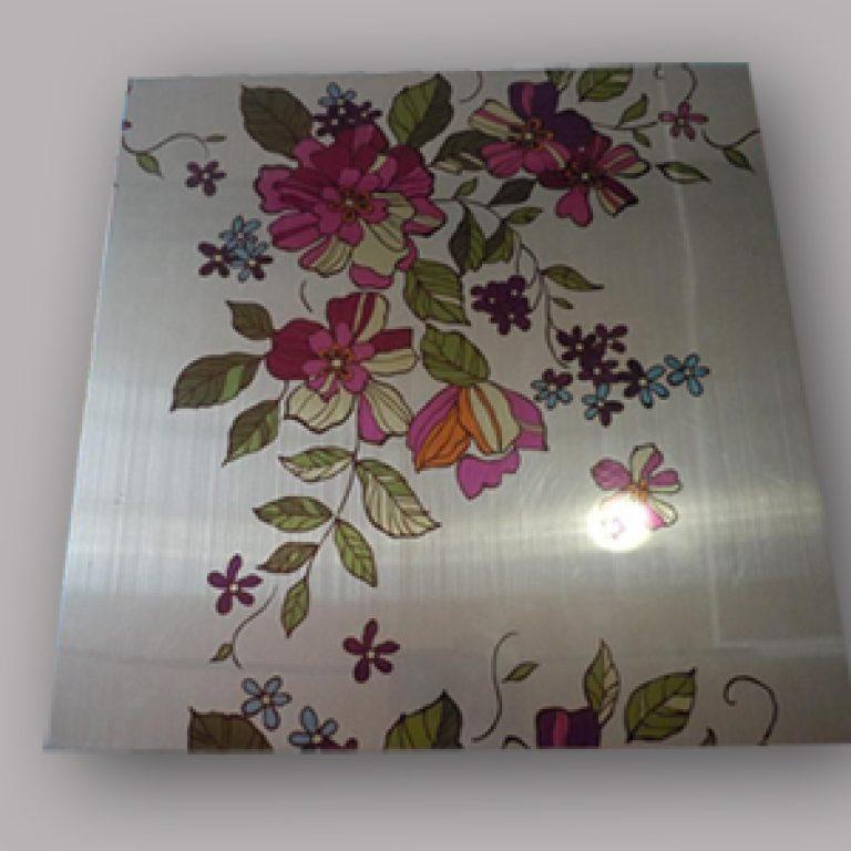 Metal Aluminum Sheet Printing