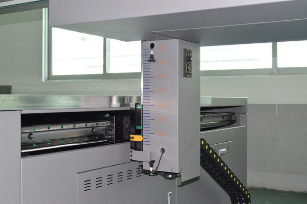 heightening institution of YOTTA Upgraded heightening flatbed UV printer