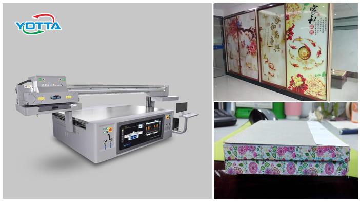 YOTTA YD-F2513R5-40 digital flatbed uv printer