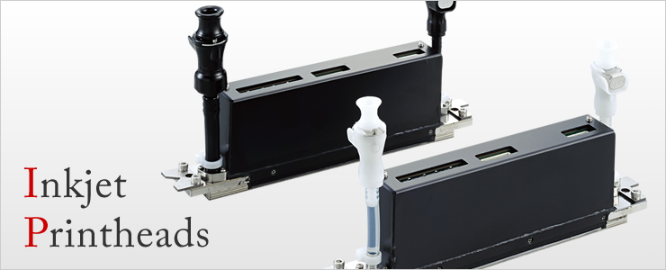 Kyocera inkjet printheads for Yotta UV Printers