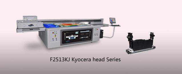YOTTA-YD-F2513KJ kyocera head flatbed printer