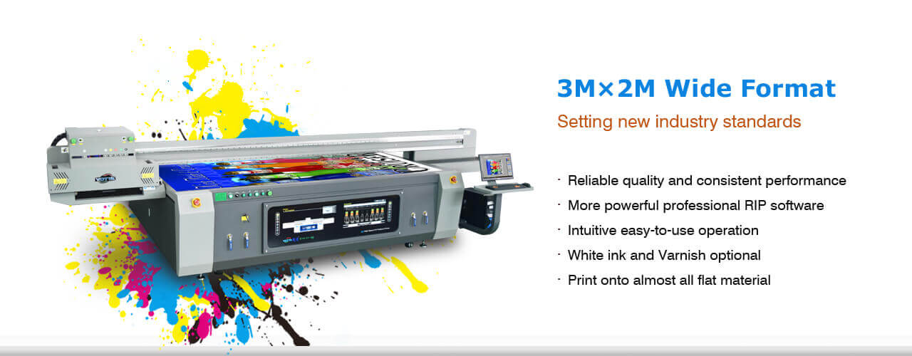 Flatbed Printer Hybrid Printer And More Yotta Uv Printers