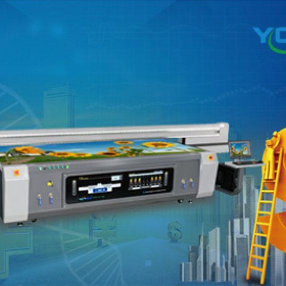 YD-F3216R5 ceramic background wall uv printer