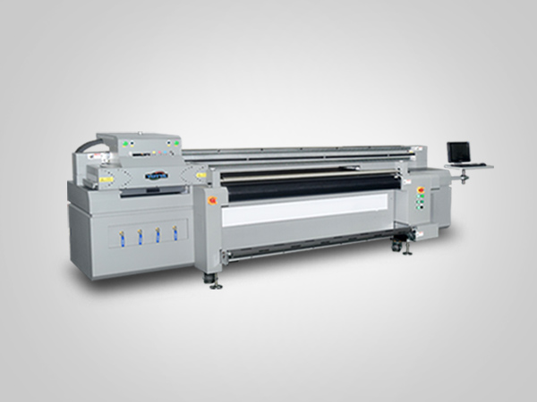 YD-H1800R5 Small format uv hybrid printer