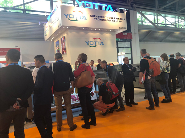 Yotta at FESPA EXPO Munich-1