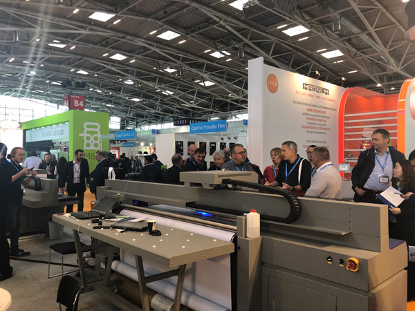 Yotta at FESPA EXPO Munich-2